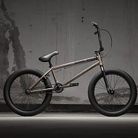 "Велосипед KINK BMX 20"" Gap XL 21"" Gloss Raw Copper Коричневый 2021 (K440COP21) + Подарок"