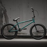 "Велосипед KINK BMX 20"" Gap XL 21"" Gloss Galactic Green Зеленый 2021 (K440GRN21)"
