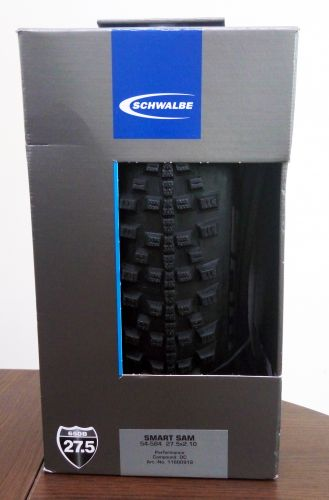 "Покрышка Schwalbe Smart Sam Performance Dual LiteSkin 27.5"" Folding Складная"