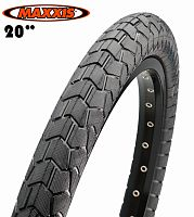 "Покрышка Maxxis 20""x1.95"" (TB29459000) Ringworm 60TPI 70a"