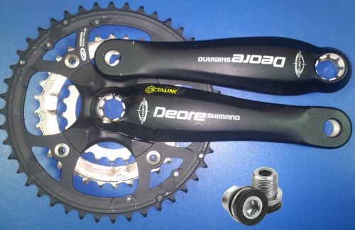 Шатуны Shimano Deore FC-M540-L 170mm, 44Ax32Sx22S Octalink
