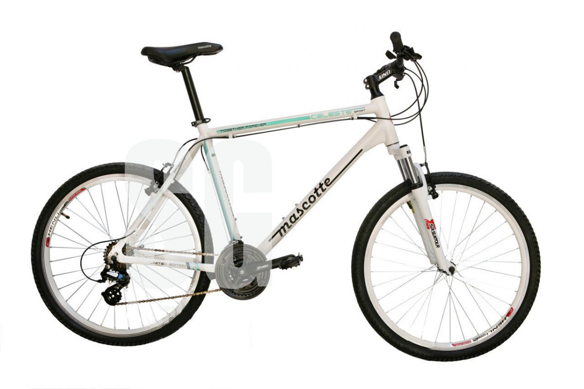 97780f764 Велосипед Mascotte Celeste V-Brake 26